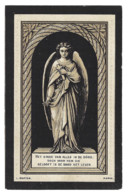 MARIA THERESIA VAN GOOLEN ° BERLAAR 1861 + BERLAAR SINT RUMOLDUS 1898 - Devotieprenten