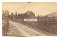 Unidentified - Brockhurst School? Possibly At Church Stretton - C1920's British Postcard By P A Buchanan & Co - Te Identificeren