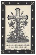 JOZEF JAN BAPTISTE VAN DER AA ° MECHELEN 1873 + SINT-KATELIJNE-WAVER 1891 - Devotieprenten