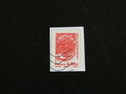 FRANCE YT 4199 ET YT ADHESIF 177 OBLITERE - VALEURS DE L'EUROPE ENVIRONNEMENT ARBRE TREE BAUM - Adhesive Stamps