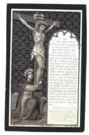 ANNA CATHARINA  VAN DEN EYNDE ° LIER 1856 + 1896 - Devotieprenten