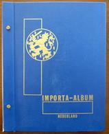 Nederland/Pays-Bas/Netherlands 1953-1995 In Importa Album - Verzamelingen (in Albums)