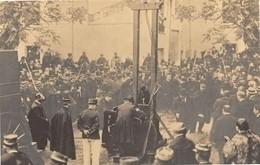 Exécution Publique - Peine De Mort - Guillotine - Cecodi N'1489 - Andere