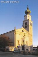 (QU513) - ROMANS D'ISONZO (Gorizia) - Chiesa Di Santa Maria Annunziata - Gorizia