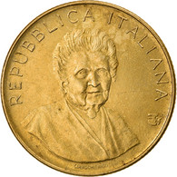 Monnaie, Italie, International Women's Year, 200 Lire, 1980, Rome, TB+ - 200 Lire