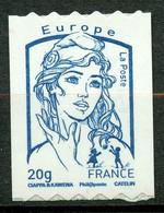 France - 2013 - Autoadhésif Neuf - Marianne De Ciappa-Kawena - No AA864 - Cote 7,00 Euros - Adhesive Stamps