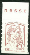 France - 2013 - Autoadhésif Neuf - Marianne De Ciappa-Kawena - No AA855 - Cote 6,00 Euros - Adhesive Stamps