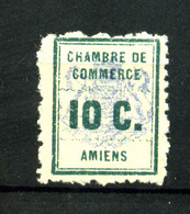 GREVE - 1 - 10c Amiens - Neuf N* (trace Légère) - Très Beau - Strike Stamps