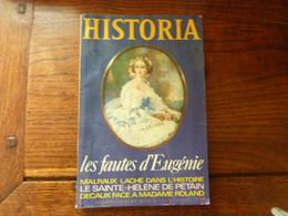 HISTORIA - N° 348 - Novembre 1975 - - History