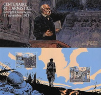 Blocs Souvenir Neuf N°148.  Centenaire De L'armistice Du 11 Novembre 1918...G870 - Souvenir Blocks & Sheetlets