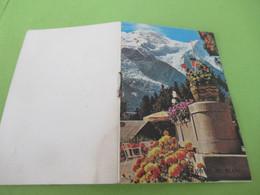 Petit Calendrier De Poche/ Petit Agenda De Poche//CHAMONIX-MONT BLANC/ 1983    CAL475 - Small : 1981-90