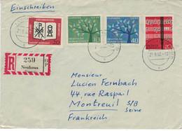 Reko Neuhaus 1962 - Aptierter Stempel [PLZ] Bibelanstalt - Europa - Lied & Chor > Montreuil (rsA) - Cartoline - Usati