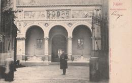 Cartolina - Postcard /  Viaggiata - Sent /  Napoli - Museo Industriale. - Napoli (Naples)