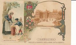Luxembourg Marchande De Plaisirs Trebucien Chocolat Des Gourmets - Luxemburg - Town