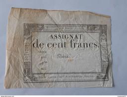 Lot De 5 Assignats De France . - Assignats