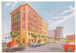 Cartolina - Postcard / Non Viaggiata - Unsent /  Napoli -  Hotel Torino. - Napoli (Naples)