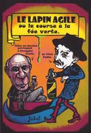 CPM Couté Gaston Tirage Signé 30 Exemplaires Numérotés Signés Par JIHEL Picasso - Orleans