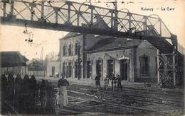 Belgique -  Aubange - Halanzy - La Gare - Aubange