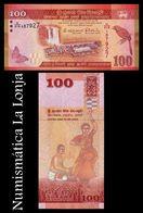 Sri Lanka 100 Rupees 2015 Pick 125d SC UNC - Sri Lanka