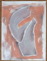 Peinture (24cm X 32cm) Acrylique Sur Papier - Signé Turco 2020 (4) - Acrilici