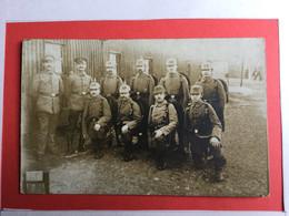Elsenborn. - Duitse Fotokaart - Oorlog Feldpost - Elsenborn (camp)