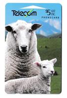 New Zealand Coopworth Sheep Phonecard Used B210915 - Altri