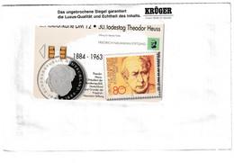 Germany Theodor Heuss Phonecard B210915 - Francobolli & Monete