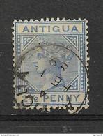 ANTIGUA  N° 15 OBLITERE - 1858-1960 Crown Colony