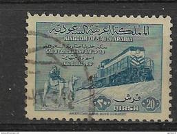 ARABIE SAOUDITE  N° 139    OBLITERE - Saoedi-Arabië