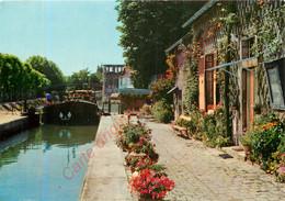 45.  MONTARGIS .  Le Canal De Briare . L'écluse . - Montargis