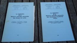 ( Bertrix -  Libramont ) Réserves Naturelles  (  (voir Détails) - Belgique