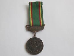 Ethiopia: Derg Period, Struggle Against Fascist Agression Medal 1980 - Sonstige Länder