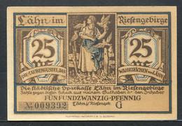 257-Lahn 25, 50, 75pf, 1 Et 1,5m 1922 - [11] Lokale Uitgaven