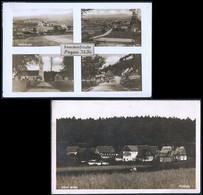 Czech Republic / Böhmen: Fugau (Fukov)  1929-1931 - Repubblica Ceca