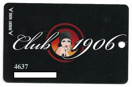 Golden Gate Casino, Las Vegas, NV, U.S.A., Older Used Slot Or Player's Card,  # Goldengate-1 - Casinokarten