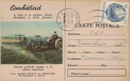 Cluj 1958 Landwirtschaft Spritzen - Cartas