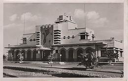 X126156 AFRIQUE MOZAMBIQUE MOCAMBIQUE AFRICA ORIENTAL PORTUGUESA LOURENCO MARQUES MAPUTO ESTACAO DO AEROPORTO STATION - Mozambique