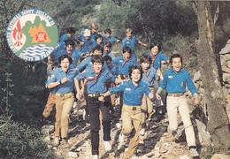 Scoutisme - Jambville 78 - 1er Jamboree National - Juillet 85 - Scouts De France - Scouting