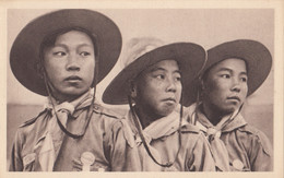 Scoutisme - China Japon - Missions Catholiques - Scouts Chinois - Scouting
