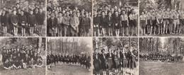Scoutisme - Scouts De Ville-d'Avray 92 - Programme 2 Volets - Scoutisme Filles Garçons - Programme Spectacle - Scouting