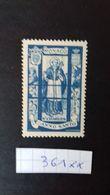 MONACO N° 361** - Unused Stamps