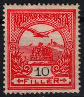 TURUL Crown MNH Hungary 1913 - WMK Watermark VII. 7. - 10 Fill - MNH - Neufs