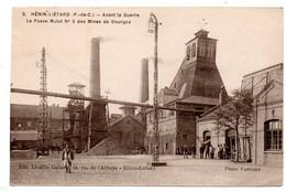 Henin Lietard - Avant La Guerre - Fosse Mulot N°3 - Mines De Dourges    - CPA°gk - Altri Comuni
