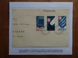 SVIZZERA - Posta Militare - Solo Frontespizio + Spese Postali - Oblitérations