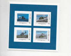 Timbre Personnalisé Hélicoptere - Gepersonaliseerde Postzegels (MonTimbraMoi)