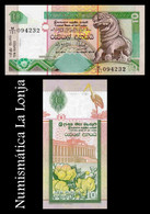 Sri Lanka 10 Rupees 1995 Pick 108a SC UNC - Sri Lanka