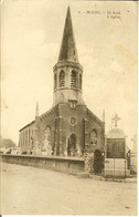 "CP De Moere ( Gistel ) "" De Kerk - L'Eglise "" - Gistel"