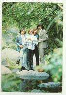 THE ROKES CON AUTOGRAFO - CARTOLINA DEL CANTAGIRO 1966 - NV FG - Music And Musicians