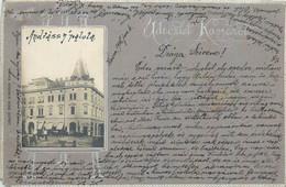 D-1 Slovakia Kassa 1908 - Slovakia