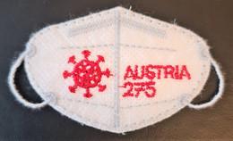 AUSTRIA 2021 - MNH - COVID 19 FFP2 Mask Stamp - € 2.75 - 70x45mm - 2011-2020 Nuovi & Linguelle